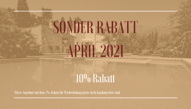 RABATT APRIL 2021